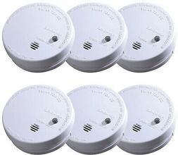Smoke Alarm Detector Ionization Sensor Battery Operated Home
