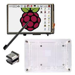 touch display monitor support hdmi