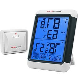 ThermoPro TP65 Digital Wireless Hygrometer Indoor Outdoor Th