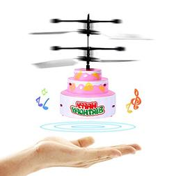usb charging flying cake toy