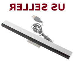 USB Wired Infrared Ray IR Sensor Bar For Nintendo Wii / Wii
