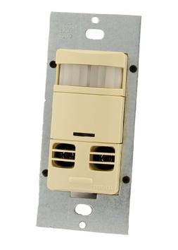 Leviton Wall Switch Occupancy Sensor Ivory 120V