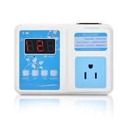 WILLHI WH1436H 110V Digital Air Humidity Controller with LCD