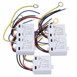 white 4 way on off touch dimmer