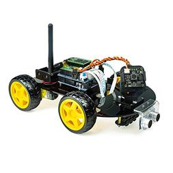 UCTRONICS WiFi Smart Robot Car Kit for Arduino with Real Tim