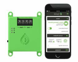 Wifi Water Sprinkler Meter - Works with Alexa, Android and A