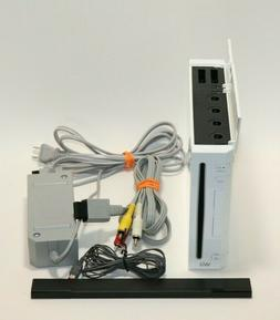 wii gaming console sensor cords gamecube compatible