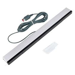 Kimilar Wired Infrared IR Ray Motion Sensor Bar for Nintendo