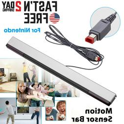 Wired Remote Motion Sensor Bar IR Infrared Ray Inductor for