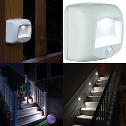 Wireless Motion Sensor Led Light Indoor Outdoor Security Sta